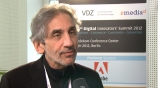 Image: 30.03.2012 Lewis D�Vorkin Chief Podut Officer Forbes Im Interview auf dem Digital Innovators� Summit 2012