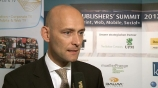 Image: 27.11.2012 Dr. Markus Kreher Partner, KPMG Im Interview auf dem Publishers Summit 2012