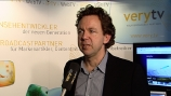 Image: 12.04.2009 Christoph Schuh Vorstand Tomorrow Focus AG Im Interview auf dem Digital Innovators� Summit 2009