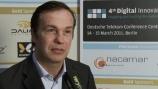 Image: 14.04.2011 Peter Würtenberger CMO Axel Springer AG Im Interview auf dem Digital Innovators� Summit 2011