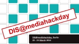 Image: 25.03.2014 Mediahackday 2014  Berlin 2014