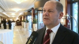 Image: 13.12.2012 Olaf Scholz Erster Bürgermeister der Stadt Hamburg Im Interview auf dem Publishers Summit 2012