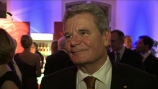 Image: 23.12.2010 Dr. Joachim Gauck Im Interview auf der Publishers Night 2010