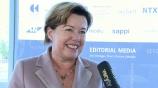Image: 07.11.2016 Prof. Dr. Renate Köcher Im Interview auf dem Publishers Summit 2016 Institut für Demoskopie, Allensbach