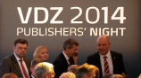 Image: 06.11.2014 VDZ Publishers Night 2014  Berlin 2014