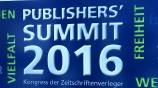 Image: 07.11.2016 VDZ Publishers Summit 2016  Berlin 2016
