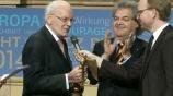 Image: 06.11.2014 Goldene Victoria für das Lebenswerk Prof. Dr. Roman Herzog Bundespräsident 1994 - 1999   Gewinner Goldene Victoria: