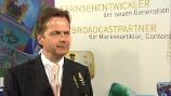 Image: 27.05.2009 Udo Klein-Bölting Geschäftsführer BBDO-Consulting Im Interview auf dem MMD 2009