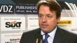 Image: 14.11.2012 Adam Bird Director, McKinsey & Company Im Interview auf dem Publishers Summit 2012