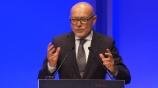 Image: 02.11.2015 Prof. Dr. Dr. Udo di Fabio Richter des Bundesverfassungsgerichts a. D. Rede auf dem Publishers Summit 2015