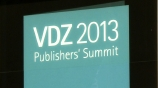 Image: 07.11.2013 VDZ Publishers Summit 2013  Berlin 2013