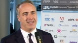 Image: 24.03.2014 Juan Se�or Partner, Innovation Media Consulting Group Im Interview auf dem Publishers Summit 2014