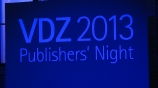 Image: 04.11.2013 VDZ Publishers Night 2013  Berlin 2013