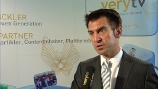 Image: 12.05.2009 Philipp Welte Vorstand Verlage Burda Im Interview auf dem MMD 2009